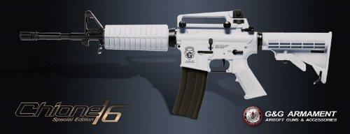 G&G ARMAMENT 電動ガン Chione 16 本体のみ (バッテリー・充電器別売) EGR-16P-CHP-WBB-NCM