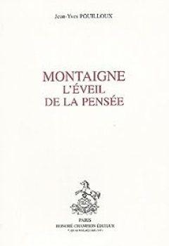 Livres Couvertures de Montaigne, l'éveil de la pensée
