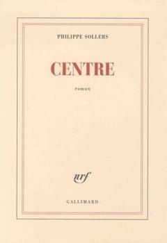 Livres Couvertures de Centre