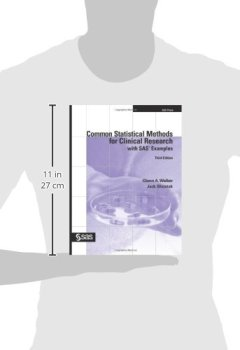 Livres Couvertures de Common Statistical Methods for Clinical Research with SAS Examples, Third Edition