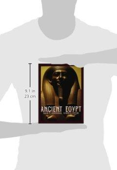 Buchdeckel von Ancient Egypt