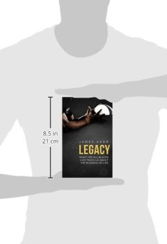 Livres Couvertures de Legacy: 15 Lessons in Leadership: What the All Blacks Can Teach Us About the Business of Life