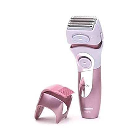 The Panasonic ES2216PC Close Curves Wet/Dry Shaver for Ladies with Bikini Attachment, Mauve Enjoy a clean, comfortable shave with the Panasonic ES2216PC Close Curves Wet/Dry Shaver for Ladies. Fast, efficient, and gentle on sensitive skin, this all-i...