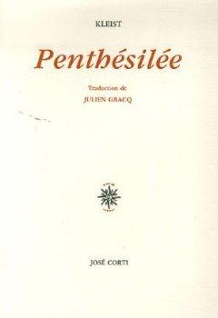 Livres Couvertures de Penthésilée