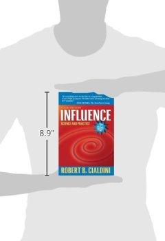 Buchdeckel von Influence: Science and Practice