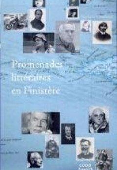 Livres Couvertures de Promenades littéraires en Finistère