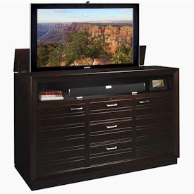 Image of TV Lift Cabinet Concord TV Stand (AT006313)