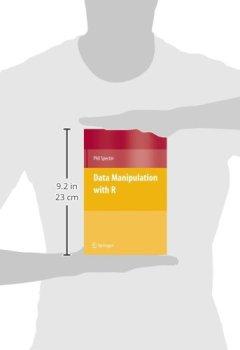 Livres Couvertures de Data Manipulation with R