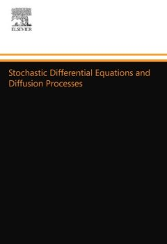 Livres Couvertures de Stochastic Differential Equations and Diffusion Processes