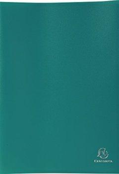 Livres Couvertures de Porte vues prolypropylene souple pochettes grainees opaque 100 vues - a4