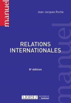 Livres Couvertures de Relations internationales
