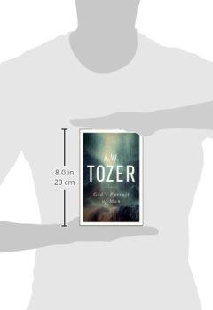 Buchdeckel von God's Pursuit of Man: Tozer's Profound Prequel to the Pursuit of God