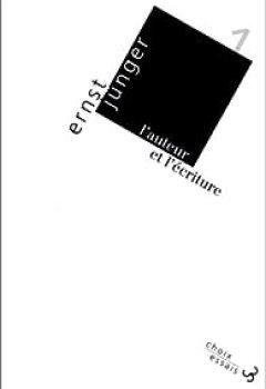Livres Couvertures de L'Auteur et l'Ecriture