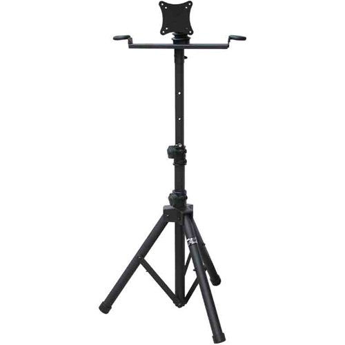 Image of Audio2000s Ast-420y Flat Panel Lcd Tv/monitor Stand with Tripod Base (AST429Y)