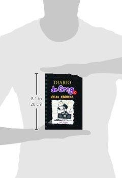 Portada del libro deDiario de Greg: Vieja Escuela (Diario de Greg 10/Diary of a Whimpy Kid)