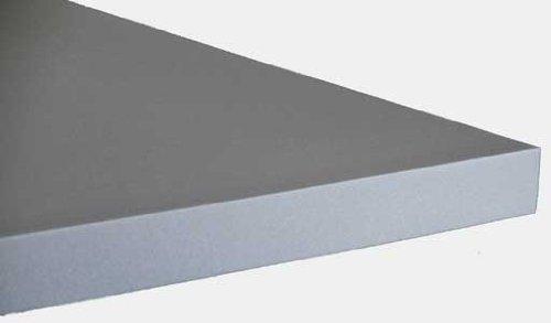 Akustikschaumstoff als Akustik Vollmaterial - Platte 100x200x3cm aus hochwertigem Ester-Schaumstoff