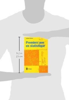 Livres Couvertures de Premiers pas en statistique
