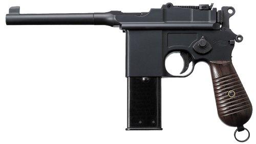 マルシン工業 モーゼルM712 6mmBB HW 18歳以上ガスブローバックガン