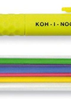 Livres Couvertures de Koh-I-Noor S128PN8004BL Craie de tailleur avec support