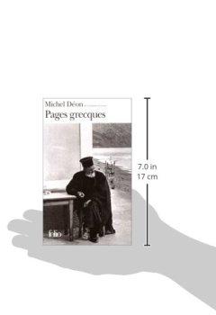 Livres Couvertures de Pages grecques