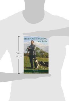 Livres Couvertures de Sheepdog Training and Trials: A Complete Guide for Border Collie Handlers and Enthusiasts