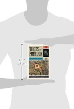 Livres Couvertures de Voices of Freedom: A Documentary History