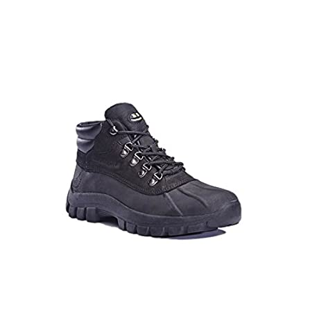 As days become shorter and the snow starts to fall, slip your feet into the Kingshow Men's M1428 waterproof, warm and cozy winter boot. Designed for cold and wet outdoor conditions, these boots feature waterproof protection and microfiber and heat Re...