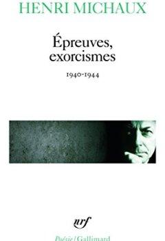 Livres Couvertures de Epreuves, exorcismes, 1940-1944