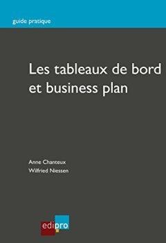 Livres Couvertures de Les tableaux de bord et business plan: Gérer la comptabilité de son entreprise (Guide Pratique)