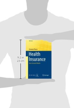 Livres Couvertures de Health Insurance: Basic Actuarial Models (EAA Series)