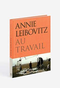 Livres Couvertures de Annie Leibovitz au Travail