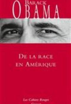 Livres Couvertures de De la race en Amérique