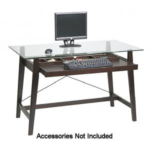 Picture of Comfortable Office Star Tribeca Computer Desk (B004ZRDX6M) (Computer Desks)