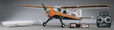 Flyzone-DHC-2-Beaver-Select-Ready-to-Fly-Aircraft