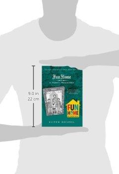 Portada del libro deFun Home (Mariner Books)