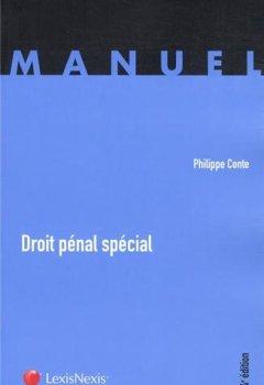 Livres Couvertures de Droit Penal Special