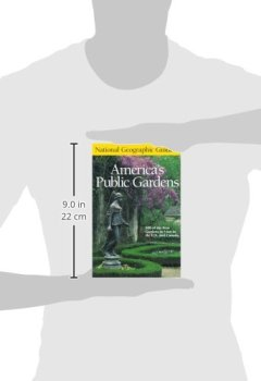 Abdeckungen National Geographic Guide to America's Public Gardens