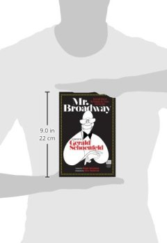 Buchdeckel von Mr. Broadway: The Inside Story of the Shuberts, the Shows, and the Stars