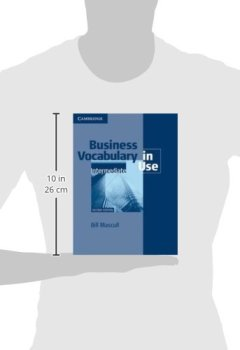 Livres Couvertures de Business Vocabulary in Use Intermediate with Answers