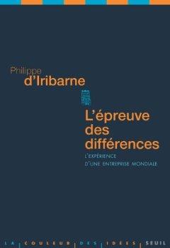 Livres Couvertures de L'épreuve des différences : L'expérience d'une entreprise mondiale