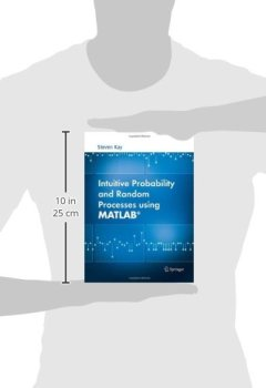 Livres Couvertures de Intuitive Probability and Random Processes using MATLAB®