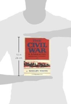 Buchdeckel von 2: The Civil War: A Narrative (Civil War (Random House Trade))
