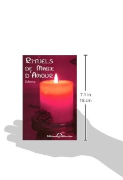 Livres Couvertures de Rituels de magie d'amour