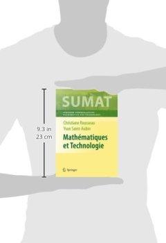 Livres Couvertures de Mathématiques et Technologie
