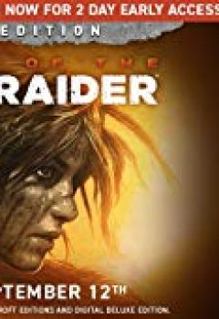 Livres Couvertures de Shadow of the Tomb Raider (PS4)