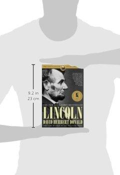 Buchdeckel von Lincoln
