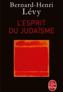 Livres Couvertures de L'esprit du judaïsme