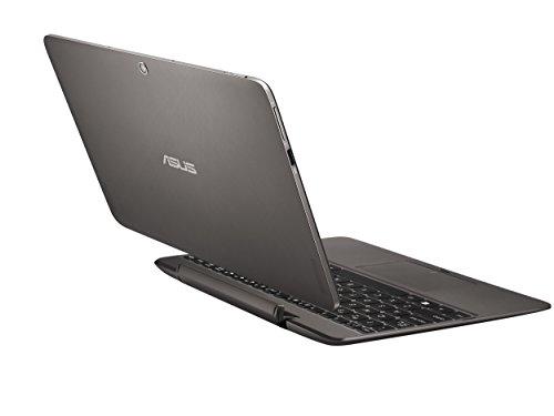 "Asus T100HA-FU029T Portatile Transformer Book, 10.1"", Touchscreen, Intel Atom X5 Quad Core Z8500, RAM 4 GB, 64 GB eMMC, Intel HD Graphics, Grigio"