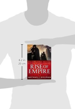 Abdeckungen Rise of Empire (Riyria Revelations, Band 2)