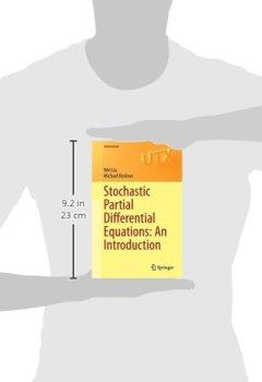 Livres Couvertures de Stochastic Partial Differential Equations: An Introduction
